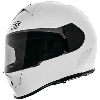 Speed and Strength SS900 Solid Speed Helmet - White
