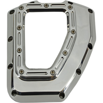 Trask Assault Series Cam Cover for Harley Twin Cam - Chrome
