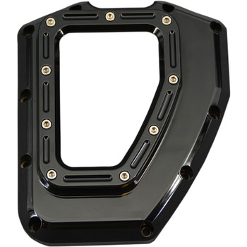 Trask Assault Series Cam Cover for Harley Twin Cam - Black