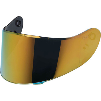Speed and Strength SS2100 Face Shield - Gold Iridium