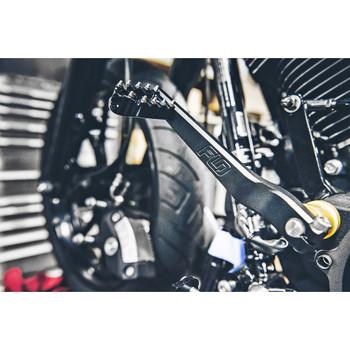 Flo Motorsports Adjustable Shift Lever for 1986-2019 Harley Touring