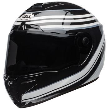 Bell SRT Helmet - Vestige Gloss White/Black