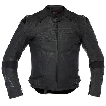 Speed and Strength Revolt Leather Jacket - Black