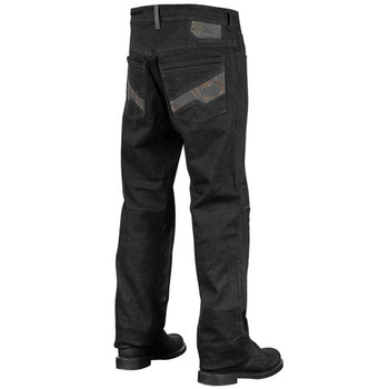 Speed and Strength Rage With The Machine Leather Denim Pants