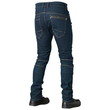 Speed and Strength Thumper Moto Jeans - Blue