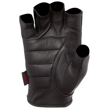 Speed and Strength Half Nelson Leather Gloves