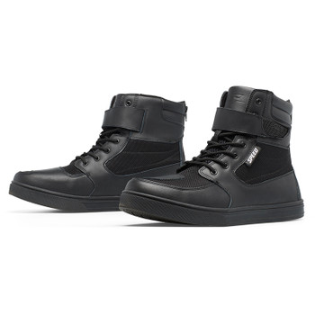 Speed and Strength Insurgent Moto Boots - Black