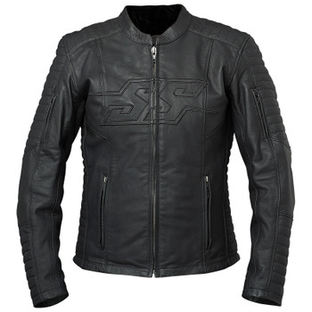 Speed and Strength Hellcat Women's Leather Jacket - Black