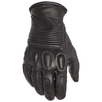 Speed and Strength Pixie Women's Black Leather Gloves