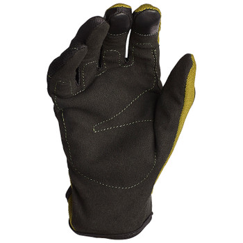 Speed and Strength Brat Women's Mesh Gloves - Olive/Black