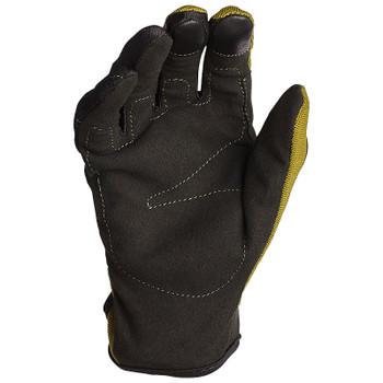 Speed and Strength Brat Women's Mesh Gloves - Olive/Black