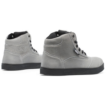 Speed and Strength Jezebel Moto Shoes - Gray