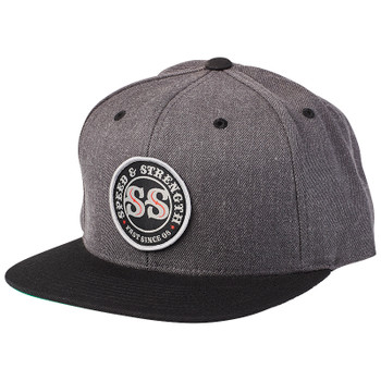 Speed and Strength 6 Shooter Hat