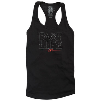 Speed and Strength Racer Tank Top