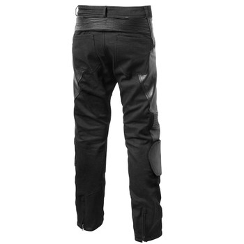 Roland Sands Punk Race Leather Pants - Black