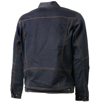 Roland Sands Denim Indigo Jacket