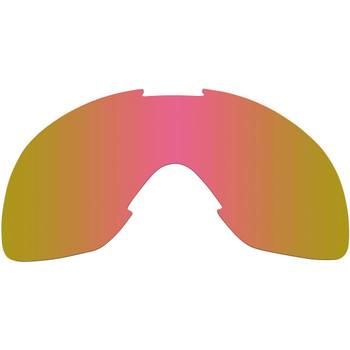 Biltwell Overland Lens - Pink Mirror/Brown