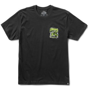 Roland Sands Crash T-Shirt - Black