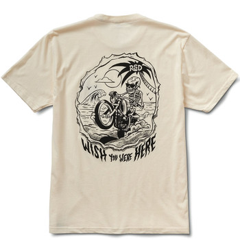 Roland Sands Beach Vibes T-Shirt - White