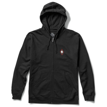 Roland Sands Pain Zip Hoody