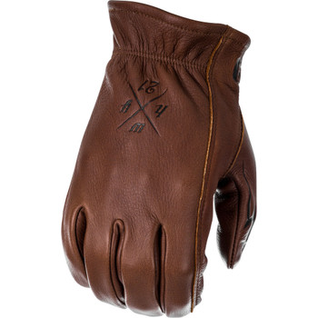 Highway 21 Louie Gloves - Brown