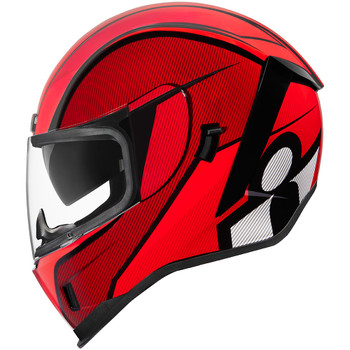 Icon Airform Helmet - Conflux Red