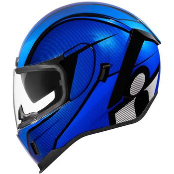 Icon Airform Helmet - Conflux Blue