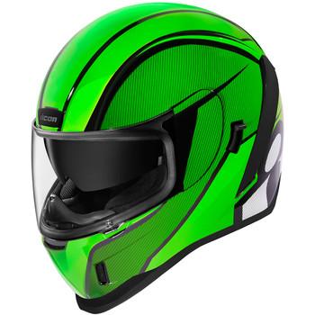 Icon Airform Helmet - Conflux Green