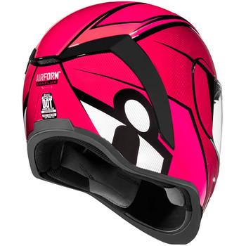 Icon Airform Helmet - Conflux Pink