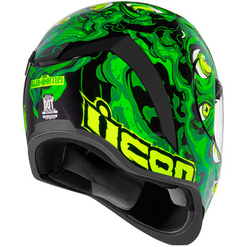 Icon Airform Helmet - Illuminatus Green