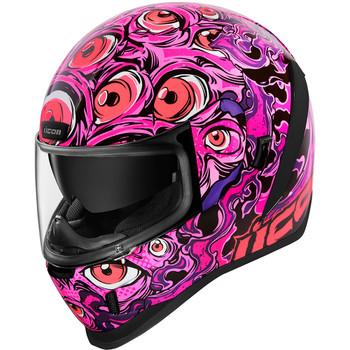 Icon Airform Helmet - Illuminatus Pink