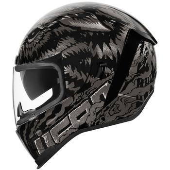 Icon Airform Helmet - Lycan Black