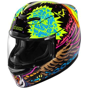 Icon Airmada TL Helmet - Purple