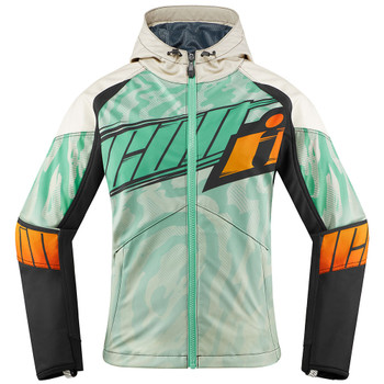 Icon Women's Merc Azul Jacket