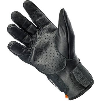 Biltwell Borrego Gloves - Black/Black