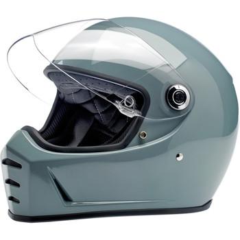 Biltwell Lane Splitter Helmet - Gloss Agave