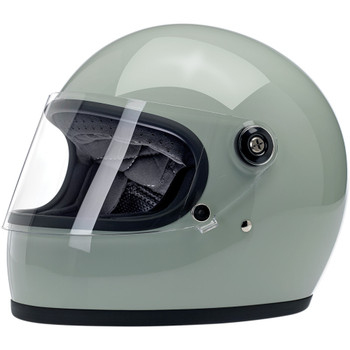Biltwell Gringo S ECE Helmet - Gloss Sage Green