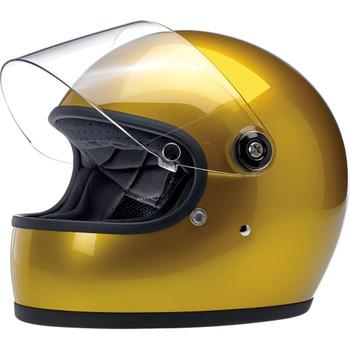 Biltwell Gringo S ECE Helmet - Metallic Yukon Gold