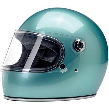 Biltwell Gringo S ECE Helmet - Metallic Sea Foam