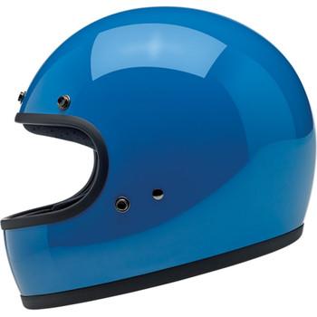 Biltwell Gringo ECE Helmet - Gloss Tahoe Blue