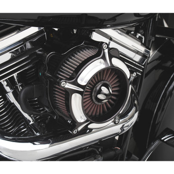 Roland Sands Turbine Air Cleaner for 2008-2017 Harley* - Contrast Cut