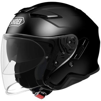 Shoei J-Cruise 2 Open Face Helmet - Black