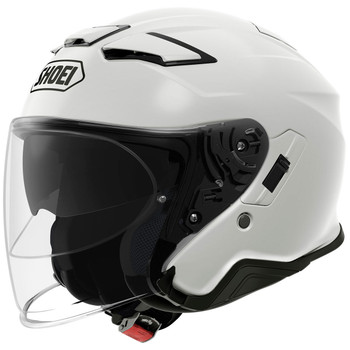 Shoei J-Cruise 2 Open Face Helmet - White