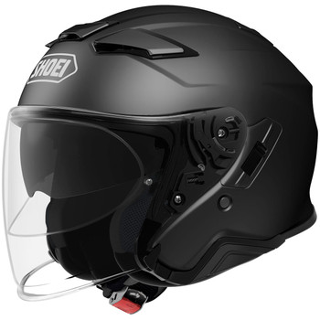 Shoei J-Cruise 2 Open Face Helmet - Matte Black