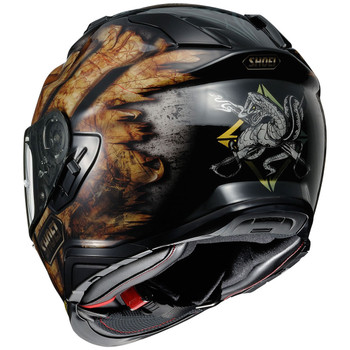 Shoei GT-Air 2 Helmet - Deviation TC-9