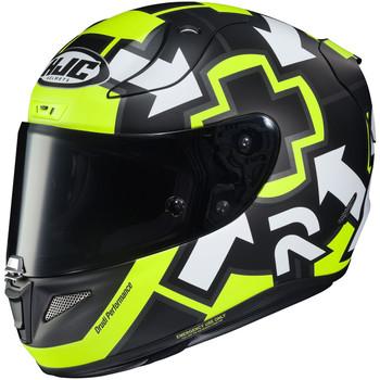 HJC RPHA 11 Pro Helmet - Iannone MC-3HSF