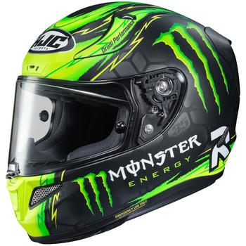 HJC RPHA 11 Pro Helmet - Monster Energy Crutchlow