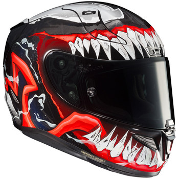 HJC RPHA 11 Pro Helmet - Marvel Venom 2