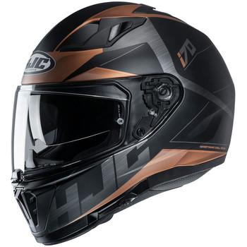 HJC i70 Helmet - Eluma MC-9SF