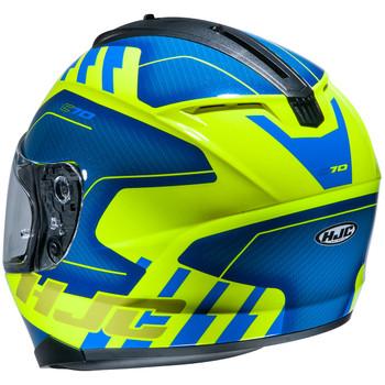 HJC C70 Helmet - Koro MC-3H